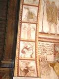 Journées du patrimoine 2016 -Visite guidée des fresques et peintures médiévales de l'église Saint-Martin