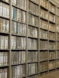 Nuit des musées 2018 -Visite guidée des Grands dépôts d'archives
