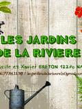 Rendez Vous aux Jardins 2018 -Visite guidée des Jardins de la Rivière