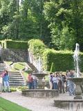 Rendez Vous aux Jardins 2018 -Visite commentée des jardins du château et manœuvres des fontaines