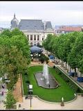 Journées du patrimoine 2016 -Visite guidée des salons et appartements de la Préfecture et du Conseil départemental de La Loire.