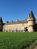 Journées du patrimoine 2016 -Visite guidée du Château de Villemolin