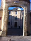 Journées du patrimoine 2016 -Visite guidée du collège Salinis d'Auch fondé par François 1er en 1543