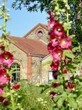 Journées du patrimoine 2016 -Visite guidée du jardin des plantes à fibres et tinctoriales
