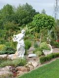 Rendez Vous aux Jardins 2018 -Visite guidée du jardin du Livon, jardin de plantes de collection.