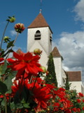 Journées du patrimoine 2016 -Visite commentée de l'Eglise Saint-Pancrace du Vieux-Migennes (XIIIe)