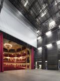 Journées du patrimoine 2016 -Visite guidée du Théâtre Molière « Au feu les pompiers ! »