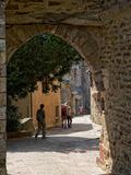 Journées du patrimoine 2016 -Visite guidée du village de Najac