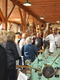 Journées du patrimoine 2016 -Visite guidée du musée de la machine à bois