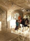 Journées du patrimoine 2016 -Visite interprétée en Langues des Signes Français de l'exposition Duos textile et céramique,
