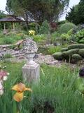 Rendez Vous aux Jardins 2018 -Visite commentée du jardin, exposition de tableaux et sculptures.
