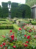 Rendez Vous aux Jardins 2018 -Visite libre d'un jardin régulier, remanié au XIXe siècle.