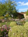 Journées du patrimoine 2016 -Visite libre dans les jardins