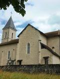 Journées du patrimoine 2016 -Visite libre de l'église de Cressin-Rochefort