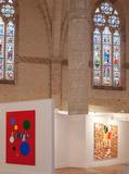 Journées du patrimoine 2016 -Visite libre de l'église des Jacobins et de l'exposition