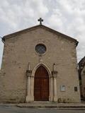 Journées du patrimoine 2016 -Visite libre de l'église Notre-Dame de Saoû