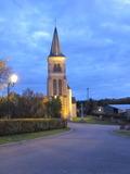 Journées du patrimoine 2016 -Visite libre de l'église Saint-Germain-d'Auxerre à Saint-Germain-de-Modéon