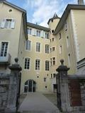 Journées du patrimoine 2016 -Visite libre de l'Hôtel de Cordon