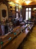 Journées du patrimoine 2016 -Visite libre de l'hôtel et de la bibliothèque