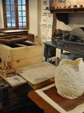 Journées du patrimoine 2016 -Visite libre de la Papeterie Artisanale de Pérouges