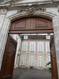 Journées du patrimoine 2016 -Visite libre des cours, porche, façades de Sens