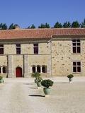 Journées du patrimoine 2016 -Visite libre des extérieurs, de la terrasse et de la cour intérieure