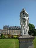 Journées du patrimoine 2016 -Visite libre des jardins de la préfecture de Seine-et-Marne