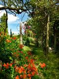 Rendez Vous aux Jardins 2018 -Visite libre du Jardin des Histoires