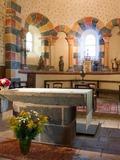 Journées du patrimoine 2016 -Visite libre de l'église romane de Saint-Victor