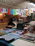 Journées du patrimoine 2016 -Visite libre et découverte de l'imprimerie traditionnelle à Baume-les-Dames