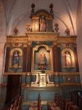 Journées du patrimoine 2016 -Visite libre et guidée de l'église Saint-Aubin de Sargé
