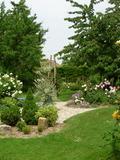 Rendez Vous aux Jardins 2018 -Visite libre ou commentée du Jardin du Chat Perché