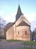 Journées du patrimoine 2016 -Visite libre de l'église de Montigny-aux-amoges