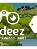 Journées du patrimoine 2016 -Visite pour enfants avec l'application GUIDEEZ