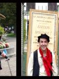 Journées du patrimoine 2016 -Visite théâtralisée