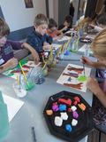 Journées du patrimoine 2016 -Visites-ateliers pour les enfants autour des collections du musée et de l'artothèque