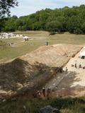 Journées du patrimoine 2016 -Visites commentées par des membres de l'équipe de fouilles (UCP/AEVA)