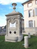 Journées du patrimoine 2016 -Visites de la fontaine du Thouron