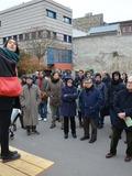 Journées du patrimoine 2016 -Visite historique des Grands Voisins (ancien hôpital Saint Vincent de Paul)