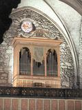 Journées du patrimoine 2016 -Visites et démonstrations de l'orgue Franzetti