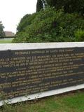 Journées du patrimoine 2016 -Visites guidées à la nécropole nationale de Sainte-Anne-d'Auray
