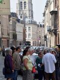 Journées du patrimoine 2016 -Visites guidées de la rue d'Angleterre