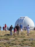 Journées du patrimoine 2016 -Visites guidées du site instrumenté de l'Observatoire de la Côte d'Azur - Calern
