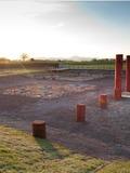 Journées du patrimoine 2016 -Visites guidées théâtralisée sur le site archéologique de Corent -