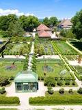 Rendez Vous aux Jardins 2018 -Visites libres et guidées des jardins du Château de Vullierens