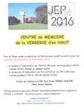 Journées du patrimoine 2016 -Visites libres