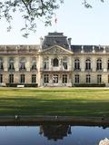Journées du patrimoine 2016 -Visites commentées de la préfecture des Yvelines