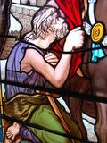 Journées du patrimoine 2016 -Restauration d'un vitrail du XIXe siècle