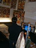 Journées du patrimoine 2016 -Voyage au cœur de l'exposition Une girafe dans la neige…Spermato zoo et exploration des publications de Julien Blaine