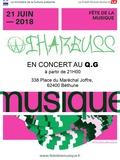 Fête de la musique 2018 - Wihareuss